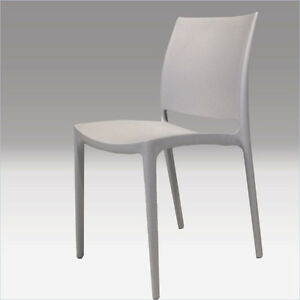 Outdoor terrasse patio chairs commercial NEW!