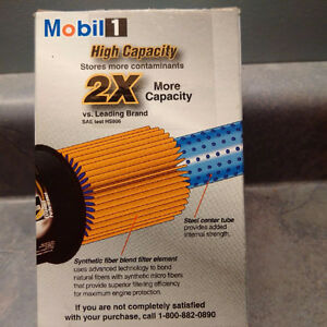 Mobil 1 Extended Performance ol Filters M1-205 Kitchener / Waterloo Kitchener Area image 2