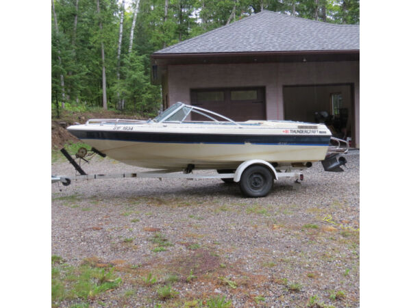 Used 1986 Thunder Craft Boats 16'