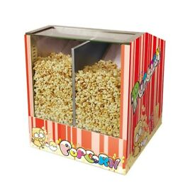 Large Popcorn Warming Display Cabinet / Showcase Warmer | Brand New