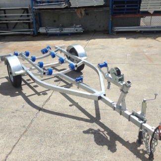 Swiftco Trailers Townsville Single Jet Ski Trailer Roller Type Garbutt Townsville City Preview