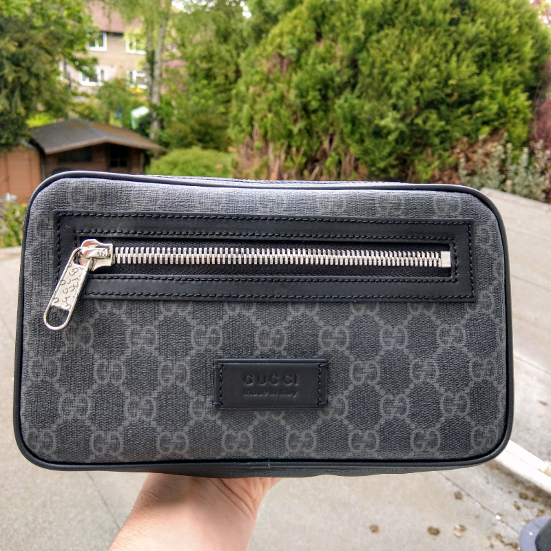 529e30bd42d5 Gucci Soft GG Supreme Belt Bag | in Woodford, London | Gumtree