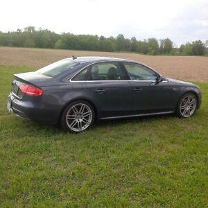 2011 Audi A4 2.0T S LINE Sedan AS $14695.00 + hst