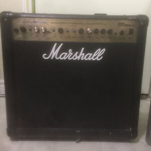 Marshall MG 50 DFX amp