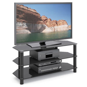 BNIB - CORLIVING TRA-703-T TV Stand For TVs up to 48 inch