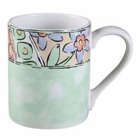 8 CORELLE IMPRESSIONS WATERCOLORS MUGS