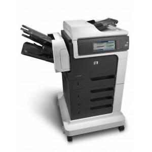 Hp M4555 Mfp Printers Scanners Gumtree Australia Brisbane