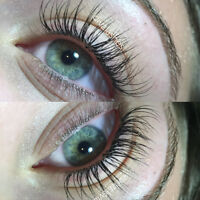 DIVALASHES EYELASH EXTENSIONS, FULL SET $70!