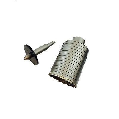 Milwaukee 48-20-5150 Sds-max Spline 3-12 Thick Wall Carbide Tip Bit In Stock
