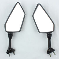 Black Mirrors for Kawasaki 250R EX250 2008-2013 . BRAND NEW