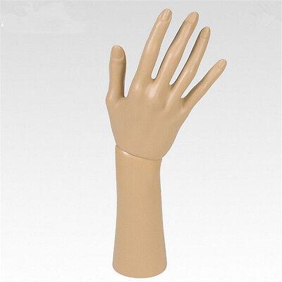 Mannequin Hand Display Jewelry Bracelet Necklace Ring Glove Stand Holder Kk