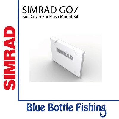 SIMRAD Go7 Suncover For The Flush Mount Kit.