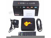 Tv streaming box with kodi