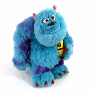 Sulley Plush Stuffed Animal Monsters Inc Talking Light Up Glow