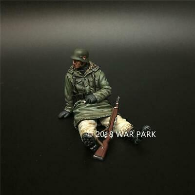 War Park 1/30 Model KH046 German Army WWII Military Soldier Alloy Figure Gift