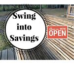 Swing into Savings