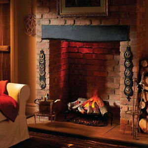 "$530 off>>>NEW Dimplex 28"" Opti-Myst Electric Fireplace Log Set"