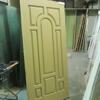 NEW Decorative Gold Exterior Door