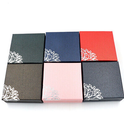 Jewelry Gift Box Cardboard With Velvet Cover For Bracelet Bangle Square Case](Gift Boxes For Jewelry)