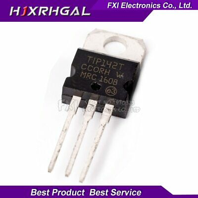 10pcs Tip142t Transistor