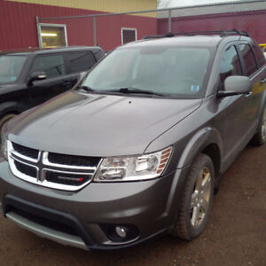 2012 Dodge Journey SXT Wagon (REDUCED)