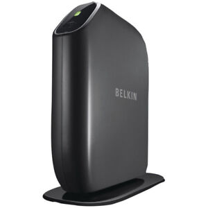 Belkin N600 Dual-Band WI-Fi Router f7d9302fc