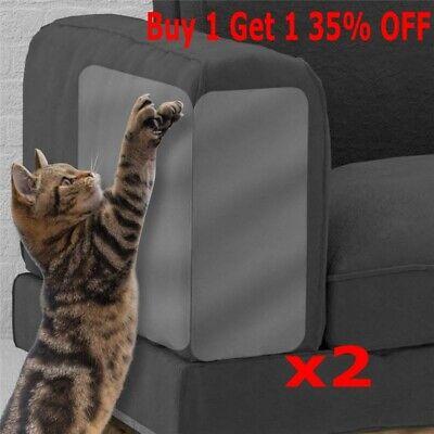 2PC Pet Cat Large Scratch Guard Mat Sofa Protector Cat Scratching Post Furniture