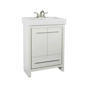 Bathroom Vanity Glacier Bay