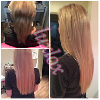 Fusion Hair Extensions! Luxury Cuticle - VDAY SALE Only $349!