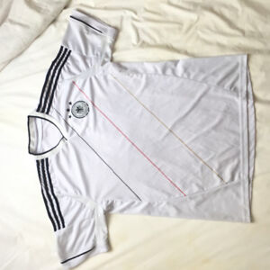 Soccer Jersey: Germany Euro 2012 Home Kit