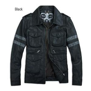 RE6-Resident-Evil-6-Leon-Kennedys-Leather-Coat-Biker-Knight-Motorcycle-Jacket