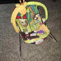 Fisher-Price Musical Baby Bouncer