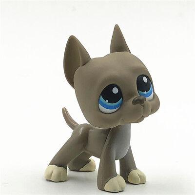 Littlest Pet Shop LPS 184 Toys Gray Great Dane Dog Hasbro Kids Toys - Shop Kids Toys