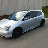 2002 Honda Civic Sir Supercharged Kpro Trade