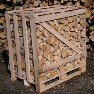 580-0372 Good quality 1 YR DRY crated hardwood  Firewood $80