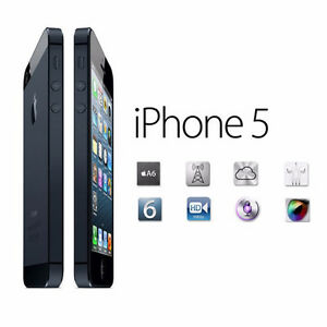 IPhone 5, 16gb great condition London Ontario image 3