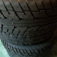 "Set of 4-235/60/18"" Tires"