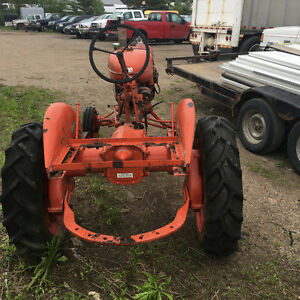 TRACTOR ALLIS CHALMERS
