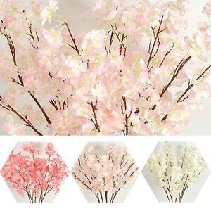 Silk-Wedding-Decor-Fake-Flower-Artificial-Bouquet-Home-Floral-Garden-Party-Decor