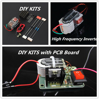 15kv Step-up Module High Frequency Inverter High Voltage Generator Diy Kit Pcb