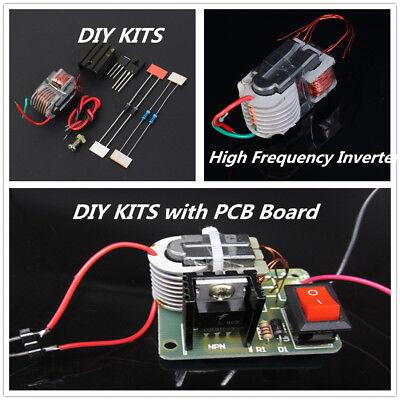 15kv Step-up Module High Frequency Inverter High Voltage Generator Diy Kit Pcb