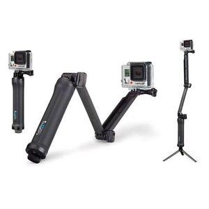 BRAND NEW !! Genuine GoPro 3-Way Grip/Extension/Tripod Algester Brisbane South West Preview