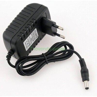 2A 5V DC Universal Stecker Netzgerät 2A 5.5mm Trafo Netzteil Adapter AC/DC new