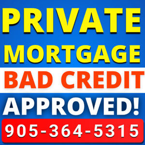 *Private Lender -  Home Equity / Second Mortgage / 2nd Mortgage*