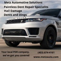 Mobile Paintless Dent Repair Hail Damage, Dents And Dings