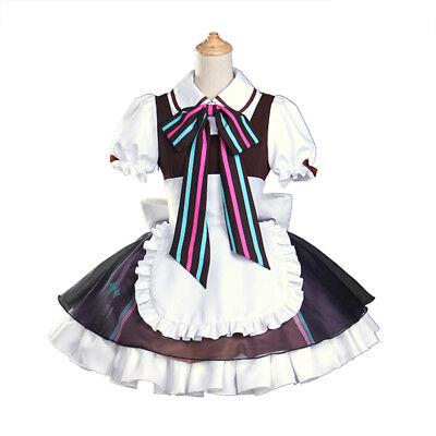 Vocaloid Snow Len Rin Cosplay Costume Halloween Cos Lolita Dress Free Shipping ()