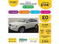 VOLVO XC90 2.0 D5 225 AWD INSCRIPTION MOMENTUM T8 AWDFROM £114 PER WEEK!