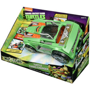 Teenage Mutant Ninja Turtles Mutations Turtle Turbo Charger