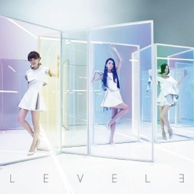PERFUME - LEVEL 3  (CD + DVD)  INTERNATIONAL POP  NEU