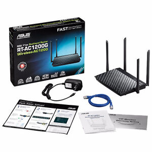 Asus Router RT-AC-1200
